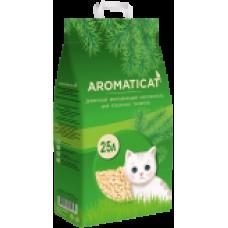 Наполнитель 25л(15кг) Древесный впитывающий наполнитель Aromaticat (00384034   )