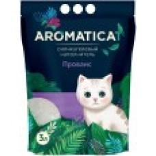 Aromaticat Прованс 3л(1,25кг) Силикагелевый гигиенический наполнитель 1/12* (00384046   )