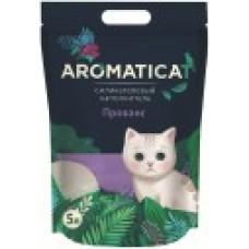 Aromaticat Прованс 5л(2,08кг) Силикагелевый гигиенический наполнитель