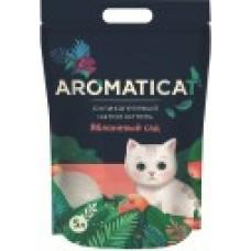 Aromaticat Яблоневый сад 5л(2,08кг) Силикагелевый гигиенический наполнитель