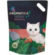 Aromaticat Яблоневый сад10л(4,3кг) Силикагелевый гигиенический наполнитель