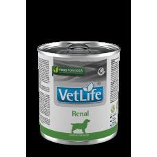 FARMINA Vet Life Dog 300г конс.Renal при заболеваниях мочевыводящих путей 2826 1/6 (00384102   )