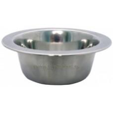 Миска 0,18л металлическая  (1х24шт, 216 шт/кор) УЮТ