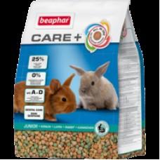 Care+ 250гр корм д/молодых кроликов