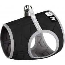Жилет шлейка AiryVest ONE, размер S1 чёрный (00385208   )