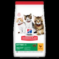 HILLS 1,5кг д/котят КУРИЦА 604714 6*1 (00386041   )
