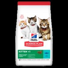 HILLS 1,5кг д/котят ТУНЕЦ 604715 6*1 1,5 (00386305   )