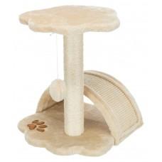 Домик для кошки Vitoria 45 см бежевый