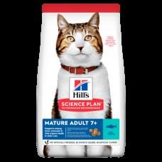 HILLS 1,5кг д/кошек старше 7 лет тунец  604101