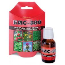БИС-300» для борьбы с сорняками (флакон в коробке-обертке 24 мл) 1/30 шт. (00386888   )