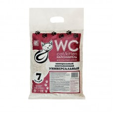 WC Cat/Kitten 7л/3,8кг  впитывающий Универсальный красный 1/100 (00387098   )