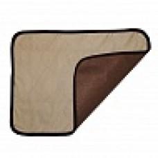 Пеленка для собак многоразовая впитывающая (коричневая) OSSO (50х60см.)