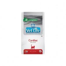 FARMINA Vet Life Cat 400гр Cardiac при заболеваниях сердца  5980  1/24 (00387837   )