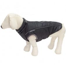 Жилет зимний для собак Аляска р.55-1 (т.серый) (00387947   )
