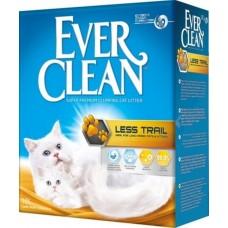 Ever Clean Litter free Paws 6 л комкующийся наполнитель д/идеально чистых лап