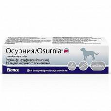 Осурния ушной гель д/собак для лечения отитов 2тюбика*1мл ЭЛАНКО (00388258   )