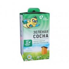 Биоактиватор Биосепт Зеленая сосна 300 гр. на 3 месяца -12 доз (для биотуалетов и выгребных ям) (00389469   )