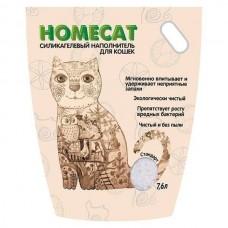 HOMECAT 12,5л/5кг силикагелевый, 415 King Star,Стандарт    415 (00389897   )