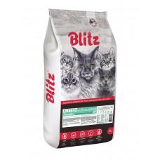 BLITZ Classic  KITTEN/полнорационный сухой корм для котят/10 кг  0580 (00389921   )