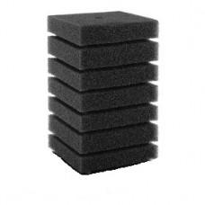 Губка квадратная мини (8,5*8,5*10) (00390206   )