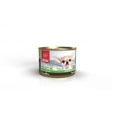 BLITZ 200 гр Утка с цукини, корм консерв.полнорац д/собак мелких пород    1525   1/10 (00390299   )