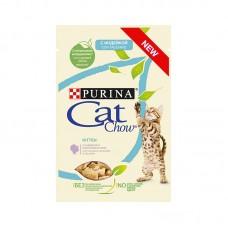 CAT CHOW 85,0 пауч д/котятв в желе Инд&Каб 1/26/85г (00390501   )