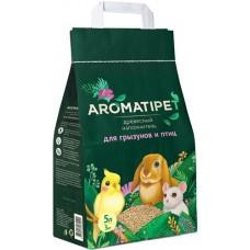 AromatiPet 5л (3кг) Древесный наполнитель для Грызунов и Птиц (00390594   )