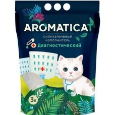 Aromaticat Диагностический с pH, 3л (1,25кг)   Силикагелевый гигиенический наполнитель 1/12 (00390599   )
