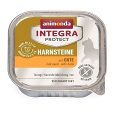 Animonda 100 гр. Integra Protect Urinary конс. c уткой  для взрослых кошек 6279 (00390695   )