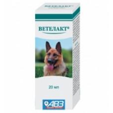 Ветелакт 20 мл.(пребиотик) 7812