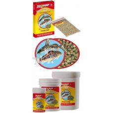 Зоомир Гранулы 40,0 д/рыб и рептилий пакет тонущие 0863 1/10 (00006105   )