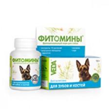 Фитомины для зубов и костей д/собак №100 5879 1/30