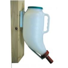 Бутылка для сухого корма с креплением 4л. 1428 (00007180   )