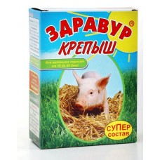 Премикс Здравур Крепыш 250г от 10 до 60 дней