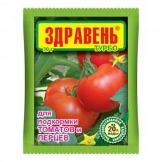 Здравень турбо д/перцев и томатов 150г (00007308   )
