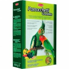 Padovan Grand Mix Parrocchetti 850,0 основн. д/сред попуг 185  1/12 (00007888   )