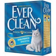 Наполнитель Ever Clean Extra Strength Unsctnted 6 кг без ароматизатора 440065 (00008556   )