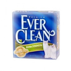 Ever Clean Extra Strength Unsctnted 10 кг комкующийся с ароматизатором  492161 1/1
