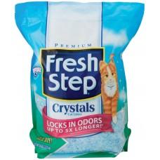 Наполнитель Fresh Step Crystals (3.62 кг) силикагелевый 30224 1/4 (00008564   )