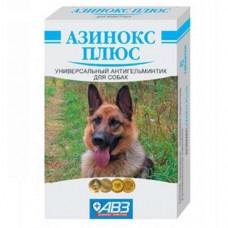 Азинокс+ №6 таб.0042